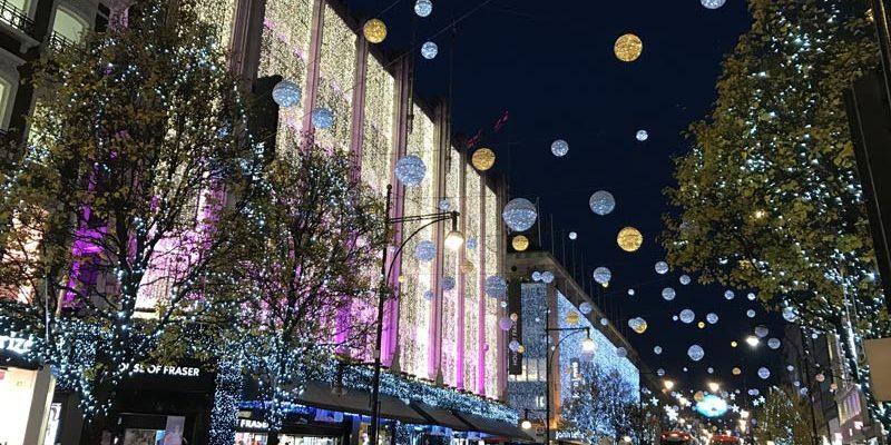 London | Oxford Street Shopping