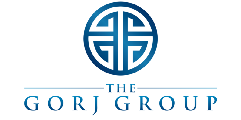 The Gorj Group | Logo Titleboard